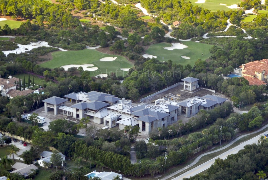 Michael Jordans New 12 4m Golf House In The Bears Club Florida on New Construction Homes Miami