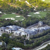 Michael Jordan's New $12.4M Golf House in 'The Bears Club' Florida