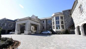 Derek Jeters 30875 Sq Ft Mega Mansion Finally Finished