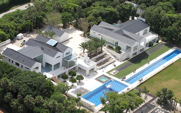 Impressive Tiger Woods House Jupiter Florida 634 x 397 · 121 kB · jpeg