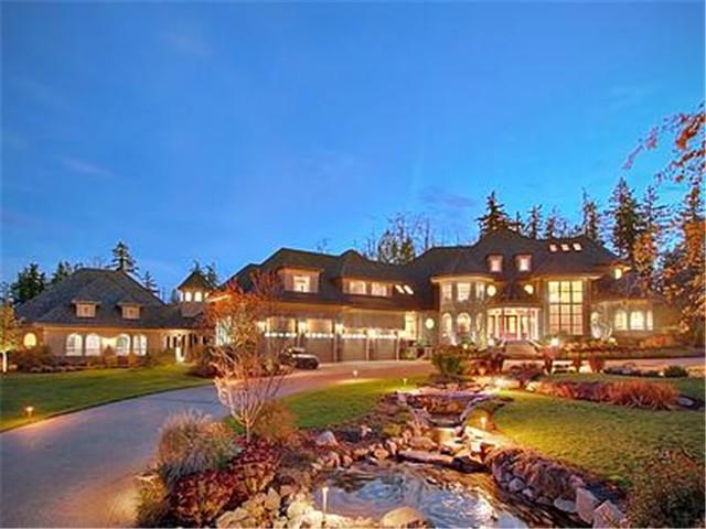 Nate Robinson Mansion