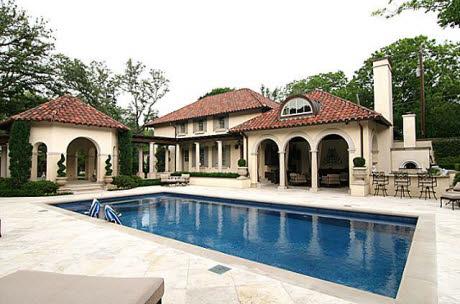 Troy Aikman's $24M Dallas Home For Sale