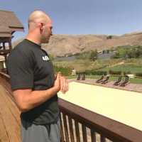 Matt Hasselbeck's House in Lake Chelan, WA