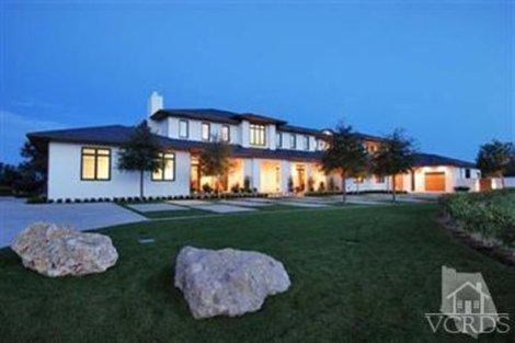 Former Tennis Star Pete Sampras & Wife Bridgette Wilson Selling Their $19.95M Home