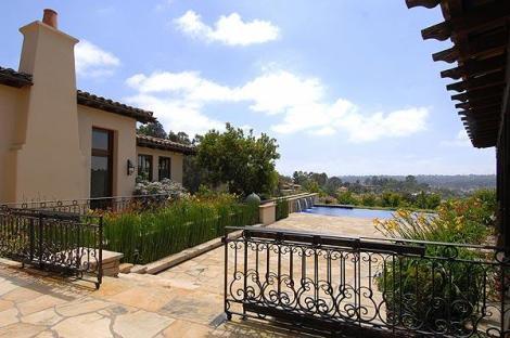 Phil Mickelson's House In Rancho Santa Fe,CA