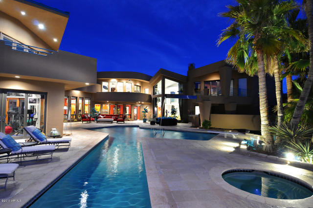 Top 20 Professional Athlete Homes in 2012