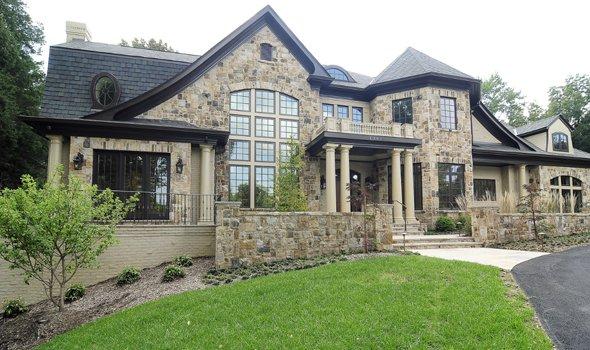Hockey Star Alex Ovechkin's New $4.2M Virginia House