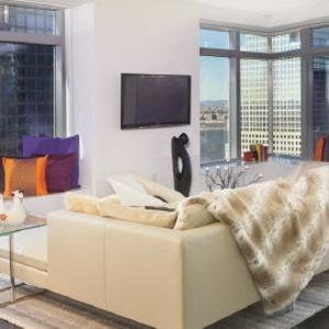 Jeremy Lin Rents Another House at W Hotel in the Financial District