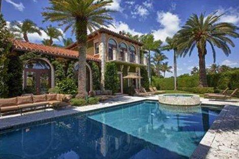 Retired Tennis Pro Anna Kournikova Just Sold Her Miami Beach House For $7.4M