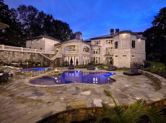 Hines Ward Selling His Atlanta House for $7.5M