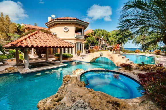 Pat Riley Sells His Biscayne Bay Waterfront House For $16.75M