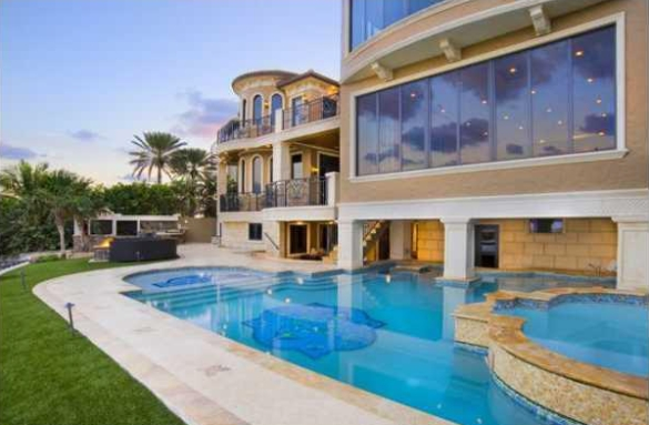 Miami Heat's Mike Miller Selling His Florida Home To The Highest Bidder