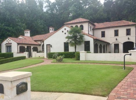 Julian Peterson Home - Selling For $3.2M In Atlanta