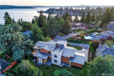 Jean Segura Custom Home For Sale at $4.988M in Seattle's Hot Real Estate Market
